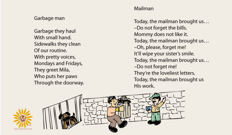 garbage-man-mailman-grow-up-mundo-emilia-moncharis